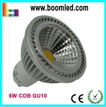New Arrival in 2015! Shengzhen Manufactory high lumen Super bright 5W GU10 LED Bulb/5W LED GU10 Spot Light/5W GU10 LED Lamp