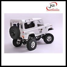 China Shenzhen Alibaba Rc4WD Full Metal Kit car Toys New Gelande 2 II, land rover defender 90