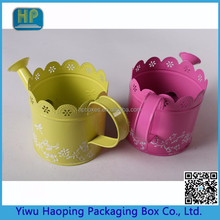 Factory direct supply customized flower watering,colorful flower watering made in China.