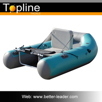 One Person China Inflatable Fishing Boat