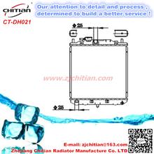 Auto Radiator for DAIHATSU CHARADE CENTRO/ MOVE 0.8/1.0i 94-98 MT OEM:1640087254 1640087284 NS:61762