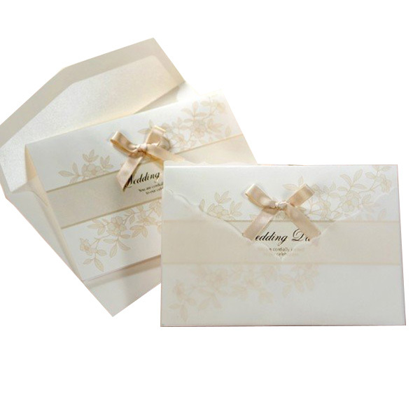 Blank Wedding Invitation Paper could be nice ideas for your invitation template