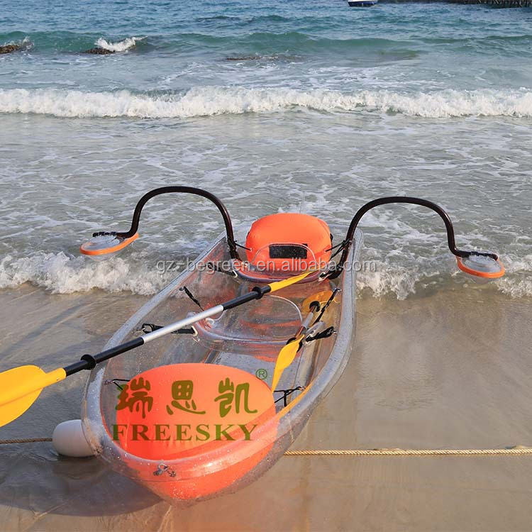 3330mm Begreen Fishing Boat With Pedals Canoe Kayak High