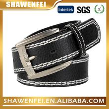 2014 designer genuine leather belt for men