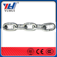 Malleable cast US standard link chain
