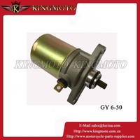 motorcycle scooter starter/starting motor for GY6 50