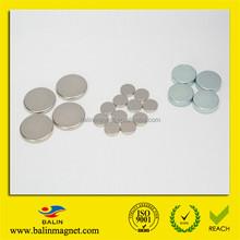 Neodymium magnets for fabric