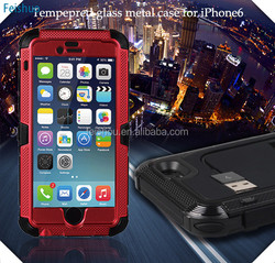 Top grade hotsell waterproof battery case for iphone 6