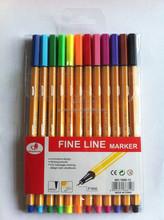 Fine Line Marker Pen