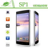 China Mobile 5.5 Inch MTK6582 Quad Core QHD 1G RAM 8G ROM Wholesale Mobile Phone Korea