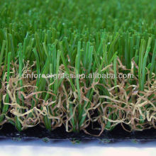 High quality PU backing landscape artificial grass approved by SGS anti-UV, fire retardant and heavy metal test reports