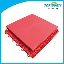 Good quality colorful various badminton court flooring