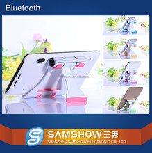 Funny Cell Phone Holder For Desk Accessories Silicone 360 Degree Rotation Mobile Phone Stand, Silicone Mobile Phone Card Holder