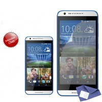 Ultra Clear Screen Protector Film Cover Guard for HTC Desire 320