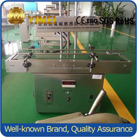 Automatic Continuous Aluminium Foil Lid Induction Sealer Packaging Machinery