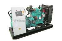 Open Frame Good quality 3 Phase 10kva diesel generator powered by Japan engine