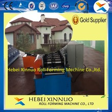 2015 hot sale hebei xinnuo high speed metal track floor and wall tile making machine