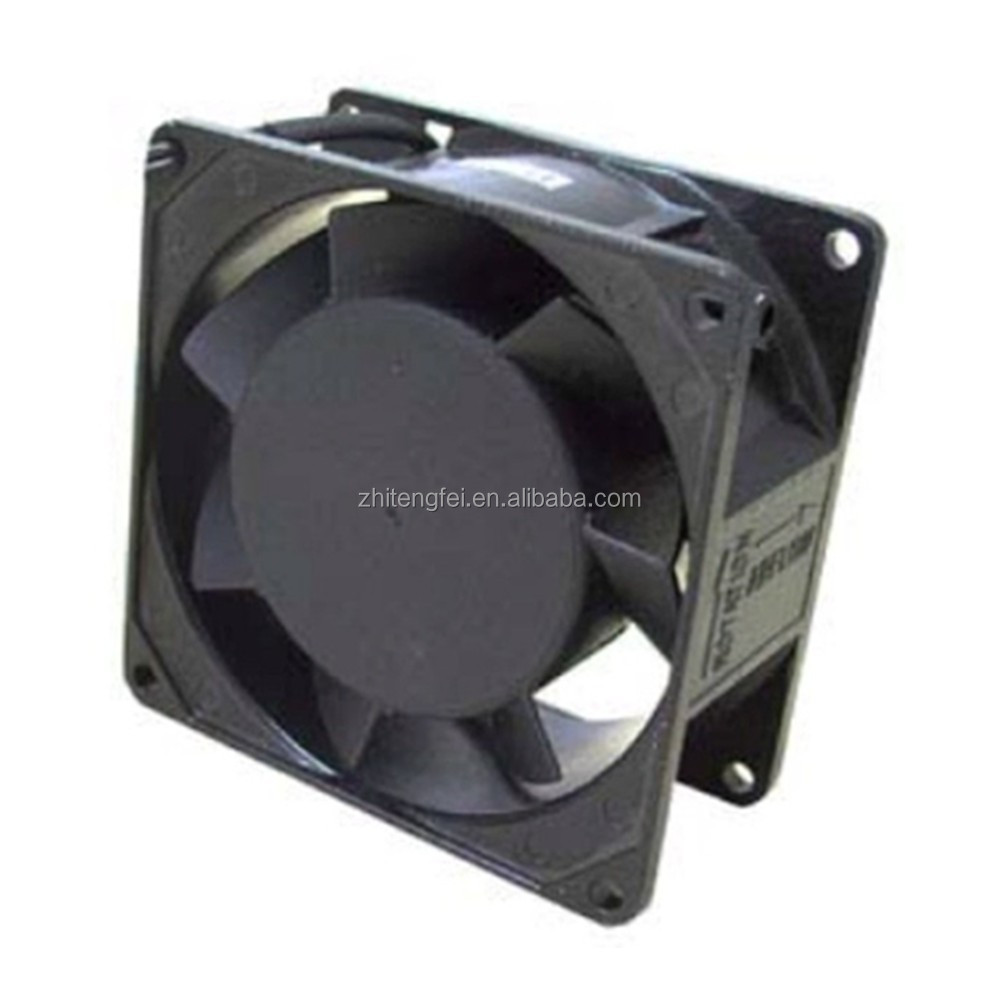 Small Axial Fans : Large air flow ac mm small fan v
