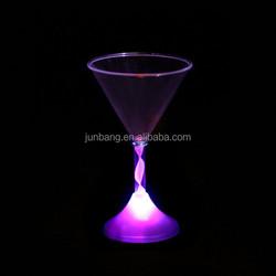 170ML LED FLASHING GLASS/Martini LED Flashing GLASS/Martini CUP