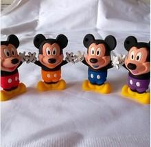 Customized cartoon mickey usb pen drive, 2D 3D PVC model usb memory stick, usb pen with high quality.