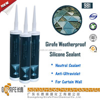 Girafe 981 Waterproof High Temperature Glass Sealant