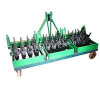 Tractor Mounted Aerator / Fairway Aerator / Golf Course Aerator