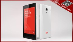 "New Xiaomi Red Rice 1S 4.7"" 8MP Dual SIM Android4.3 1280x720 Hongmi 1S Core Qualcomm Red Rice 1S Mobile Phone"