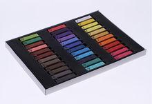 No- tóxico 36 lindos colores de pelo tinte tizas pasteles mejor precio suave de pelo productos de tiza