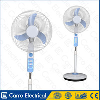 China wholesale 12v dc rechargeable stand cooling fan heating and cooling fan