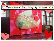 HOT!P2P3P4P5P8P10 Die casting aluminum indoor /Outdoor rental led display screen