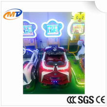high quality and cheap kiddie ride/electric car for kids ride on it with LED lights