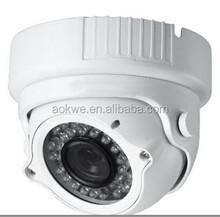 Aokwe indoor vandal resist H.264 onvif 1080P hd IR LED ip dome security camera cctv ip camera