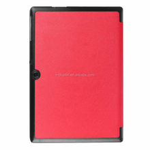 Tri-fold Magnetic Flip Shockproof 10inch Nextbook Tablet Case For Acer Iconia Tab 10