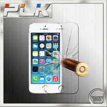 Anti Fingerprint Matte 2.5D Real tempered glass film screen protector for iphone 6 plus
