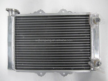 High performance aluminum Radiator for MAZDA RX2,3,4,5 RX7 S1 S2 69-83 MT