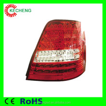 Cheap!! plug and play waterproof car accessories 12v Led Taillight for sorento
