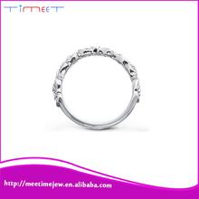 diamond 2.40 gram round gold ring