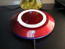 Hotel room air freshener purifier(red)