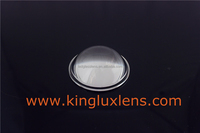fog light lens of led signage lighting