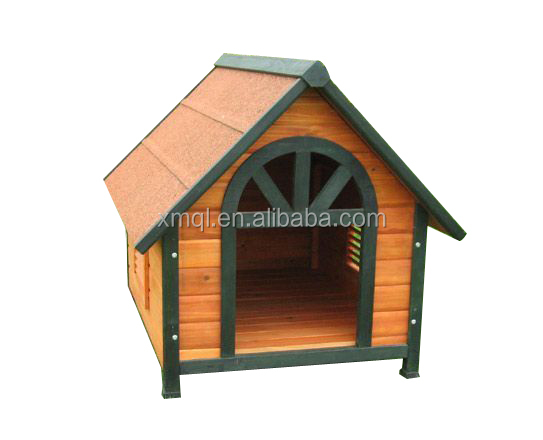Waterproof Wooden Pet Cages Dog Kennel