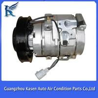 for TOYOTA ALTIS 1.8 denso 10s15l compressor R134a China manufacturer