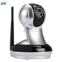 HD Cloud IP/ Network 720p Wireless Plug/ Play Pan/ Tilt Security Camera US Plug