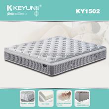 Luxury hotel furniture dubai hotel mattress high quality bed mattress