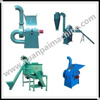 easy operate animal feed mixer and feed grinder with high quality