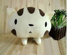 2014 new design cat stuffed toy