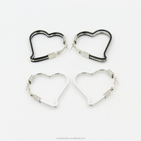 2015 Fashion Alloy Earring,Heart shape New Design Drop Earring