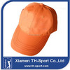 Orange Branded Lightweight Waterproof Golf Cap