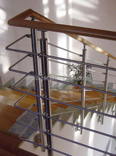 stainless steel handrail for stair