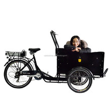 High quality front loading cargo bike