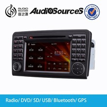 mercede w203 support canbus with OPS IPAS MFD SWC 3G Radio Bluetooth